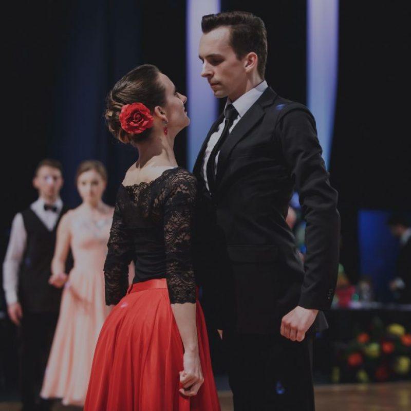 niekrzesani - turnieje tańców polskich